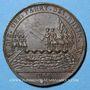 Coins Alsace-Lorraine Charles-Alexandre de Lorraine -Passage du Rhin et invasion de l'Alsace 1744 médaille