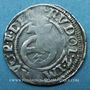 Coins Alsace. Monnayage des Comtes Palatins. Georges Gustave (1592-1634). 2 kreuzer 1593. Weinbourg(?)