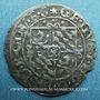 Coins Alsace. Monnayage des Comtes Palatins. Georges Gustave (1592-1634). 3 kreuzer n. d. Rothau