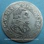 Coins Alsace. Monnayage des Comtes Palatins. Georges Gustave (1592-1634). Teston n. d. Rothau