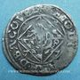 Coins Alsace. Monnayage des Comtes Palatins. Georges Jean (1544-1592). 2 kreuzer 1577. Phalsbourg