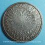 Coins Alsace. Mulhouse. Taler à l'écu 1623. Refrappe du début du 18e siècle