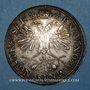 Coins Alsace. Mulhouse. Taler au lion 1623. Refrappe du début du 18e siècle
