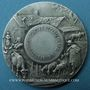 Coins Alsace. Office agricole départemental du Bas-Rhin. Médaille bronze argenté. Par P. Grandhomme