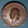 Coins Alsace. Schirmeck. Associations des anciens combattants de Schirmeck. 1886. Médaille cuivre. 33,5 mm