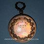 Coins Alsace. Soultz. Société d'apiculture d'Alsace-Lorraine. Médaille bronze. 50,96 mm