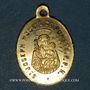 Coins Alsace. Souvenir de Notre Dame de Marienthal (19e siècle). Médaille aluminium. 17,40 x 24,20 mm