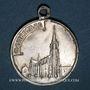 Coins Alsace. Souvenir de Notre Dame de Marienthal (19e siècle). Médaille aluminium. 19,27 mm