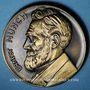 Coins Alsace. Strasbourg. 100e anniversaire de la création du chœur St Guillaume 1885-1985. Médaille br.