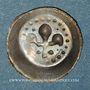 Coins Alsace. Strasbourg (14e - 15e siècle). Pfennig au lis