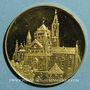 Coins Alsace. Strasbourg. 550e anniv. de la naissance de Jean Geiler de Kaysersberg (1445-1510). Médaille