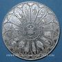 Coins Alsace. Strasbourg. Bimillénaire. 1988. Médaille argent. 60 mm
