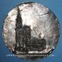 Coins Alsace. Strasbourg. Cathédrale - 8e centenaire de la pose de la 1ère pierre (1815). 72 mm. Epreuve