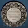 Coins Alsace. Strasbourg. Cercle Numismatique d'Alsace. 1932. Hommage à Turenne - Bataille de Turckheim