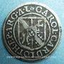 Coins Alsace. Strasbourg. Evêché. Charles de Lorraine (1592-1607). 1 kreuzer n. d.