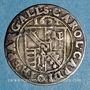 Coins Alsace. Strasbourg. Evêché. Charles de Lorraine (1592-1607). 3 kreuzers 1602. Saverne