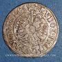 Coins Alsace. Strasbourg. Evêché. Charles de Lorraine (1592-1607). 3 kreuzers 1606S. Saverne