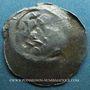 Coins Alsace. Strasbourg. Evêché. Epoque des Hohenstaufen (1138-1284). Denier. Altorf vers 1250-1270