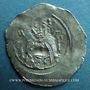 Coins Alsace. Strasbourg. Evêché. Epoque des Hohenstaufen (1138-1284). Denier. Strasbourg vers 1170-1190