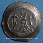 Coins Alsace. Strasbourg. Evêché. Epoque des Hohenstaufen (1138-1284). Denier. Strasbourg vers 1250-70