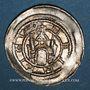 Coins Alsace. Strasbourg. Evêché. Henri I de Hasenberg (1181-1190). Denier