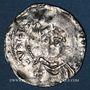 Coins Alsace. Strasbourg. Evêché. Henri II, empereur (1014-1024). Denier