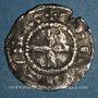 Coins Alsace. Strasbourg. Evêché. Henri l'Oiseleur (914-933) et Richwin . Denier