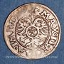 Coins Alsace. Strasbourg. Evêché. Jean de Manderscheid (1569-1592). 2 kreuzers 1574. Molsheim