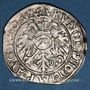 Coins Alsace. Strasbourg. Evêché. Jean de Manderscheid (1569-1592). 2 kreuzers 1579. Molsheim