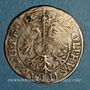 Coins Alsace. Strasbourg. Evêché. Jean de Manderscheid (1569-1592). 3 kreuzers 1578. Molsheim