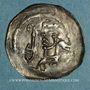 Coins Alsace. Strasbourg. Evêché. Kuno (1100-1123). Obole. INEDIT !!