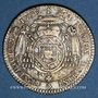 Coins Alsace Strasbourg. Evêché. Louis Constantin de Rohan-Guéménée (1756-79). 1/5 taler 1759. Oberkirch