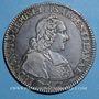 Coins Alsace. Strasbourg. Evêché. Louis Constantin de Rohan-Guéménée (1756-79). Taler 1759. Oberkirch