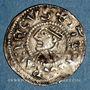 Coins Alsace. Strasbourg. Evêché. Otton I le Grand, roi (936-962). Denier. R ! R !