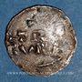 Coins Alsace. Strasbourg. Evêché. Otton II (973-983). Denier