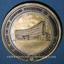 Coins Alsace. Strasbourg. Faculté de droit et des sciences politiques et économiques. Médaille br. 50,8mm