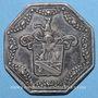 Coins Alsace. Strasbourg. Jubilé de 1781. Anoblissement héréditaire de la famille Franck