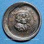 Coins Alsace. Strasbourg. Jubilé de 1817. Médaille argent. 14,8 mm