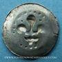Coins Alsace. Strasbourg. Municipalité  (14e- 15 siècle). Pfennig au lis