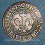Coins Alsace. Strasbourg. Municipalité (16e - 17e siècle). Groschen (= 12 deniers)