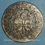Coins Alsace. Strasbourg. Municipalité (16e - 17e siècle). Semissis.