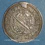 Coins Alsace. Strasbourg. Municipalité. Dreibaetzner (= 12 kreuzer). (1681-1682)