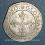 Coins Alsace. Strasbourg. Municipalité. Dreibaetzner frappé pendant la Kipperzeit (1621-23)