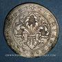 Coins Alsace. Strasbourg. Municipalité. Guldentaler (= 60 kreuzers) (à partir de 1668)