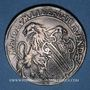 Coins Alsace. Strasbourg. Municipalité. Taler 1588. Alliance avec Zurich et Berne