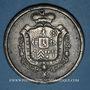 Coins Alsace. Strasbourg. Naissance de Louis I de Wittelsbach. 1786. Médaille étain. 53,5 mm