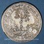 Coins Alsace. Strasbourg. Prix d'Académie. 1690. Jeton argent. 29,44 mm.