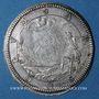 Coins Alsace. Strasbourg. Prix de l'Académie. 1694. Jeton argent 30,9 mm