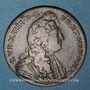 Coins Alsace. Strasbourg. Soumission de la ville. 1681. Jeton cuivre 28 mm