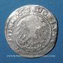Coins Alsace. Thann. 1 batz 1533